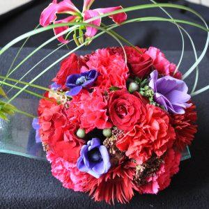 bloem rondje