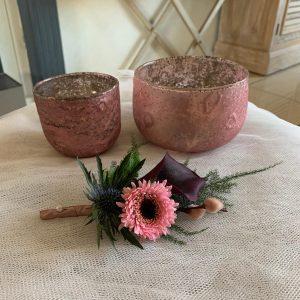 roze bloem 2